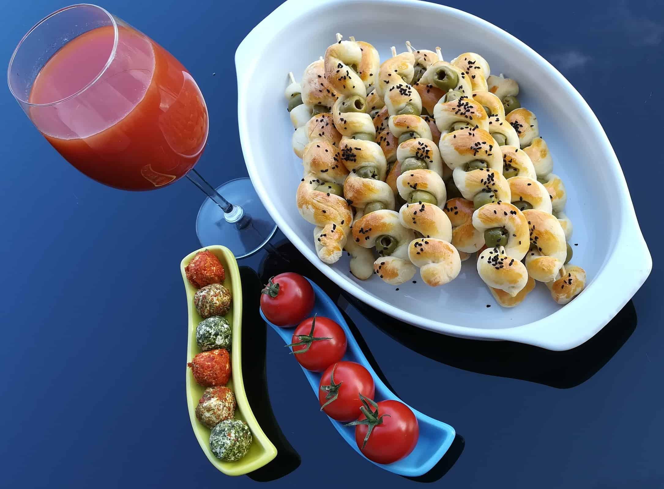 Olivové tyčinky