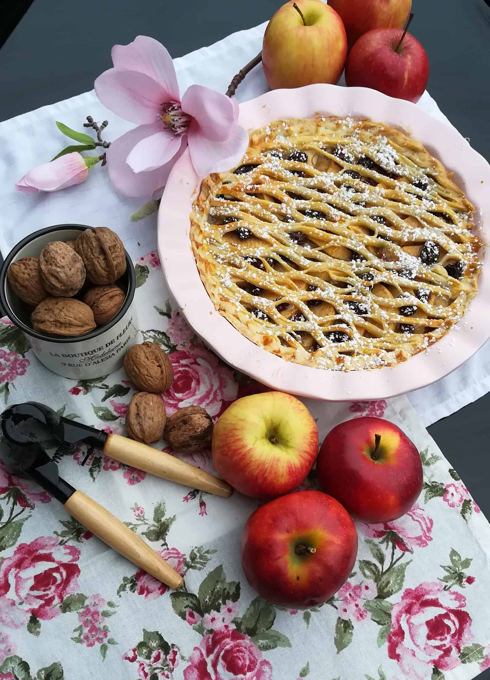 "Jablkový ""apple pie"""