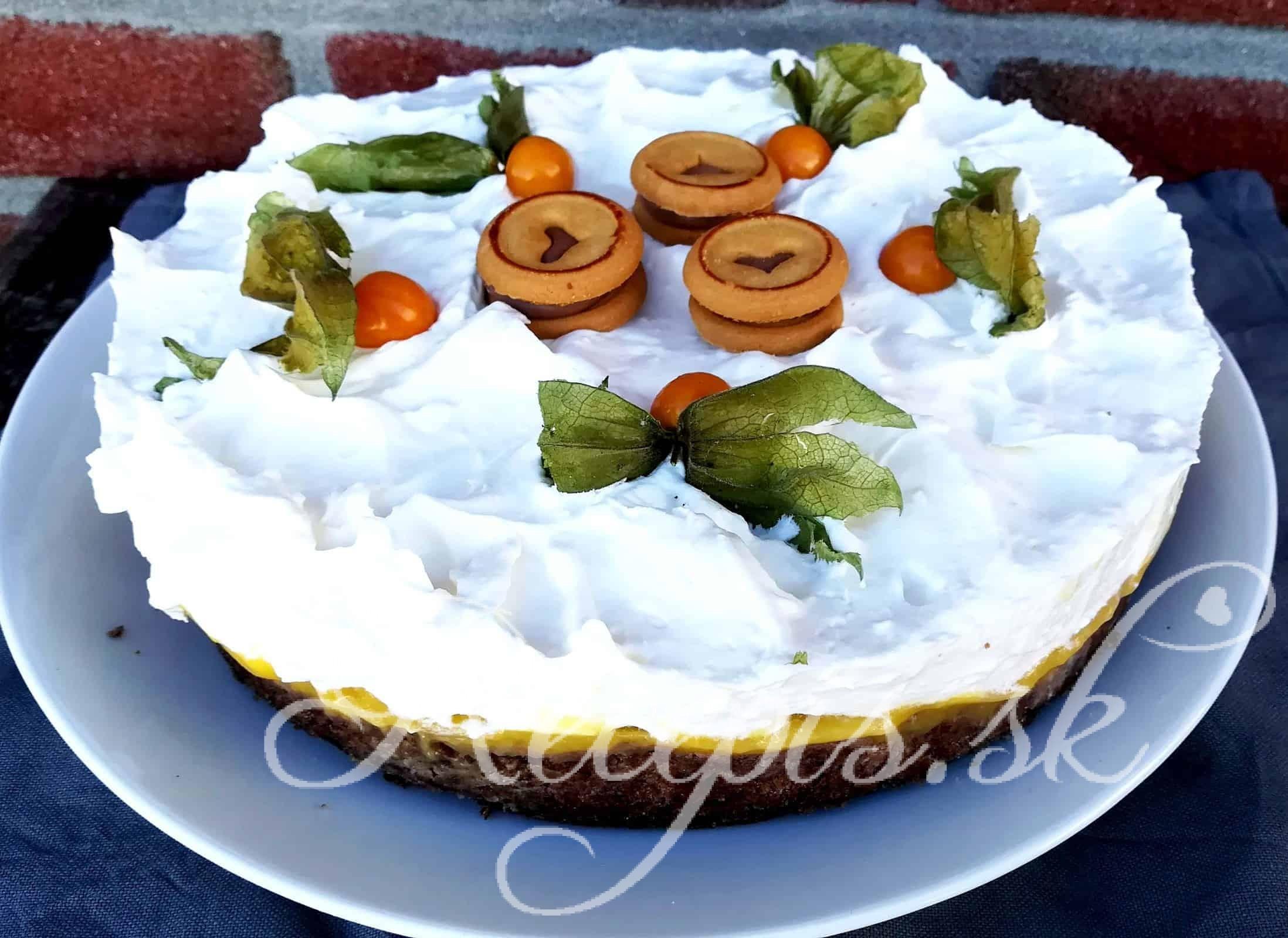Mango torta s mascarpone krémom