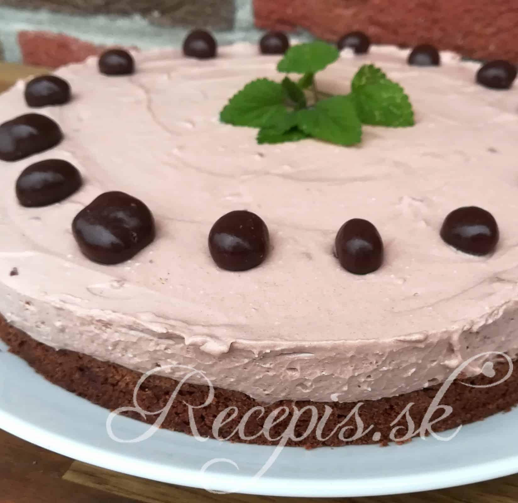 Pribináčikový Cheesecake