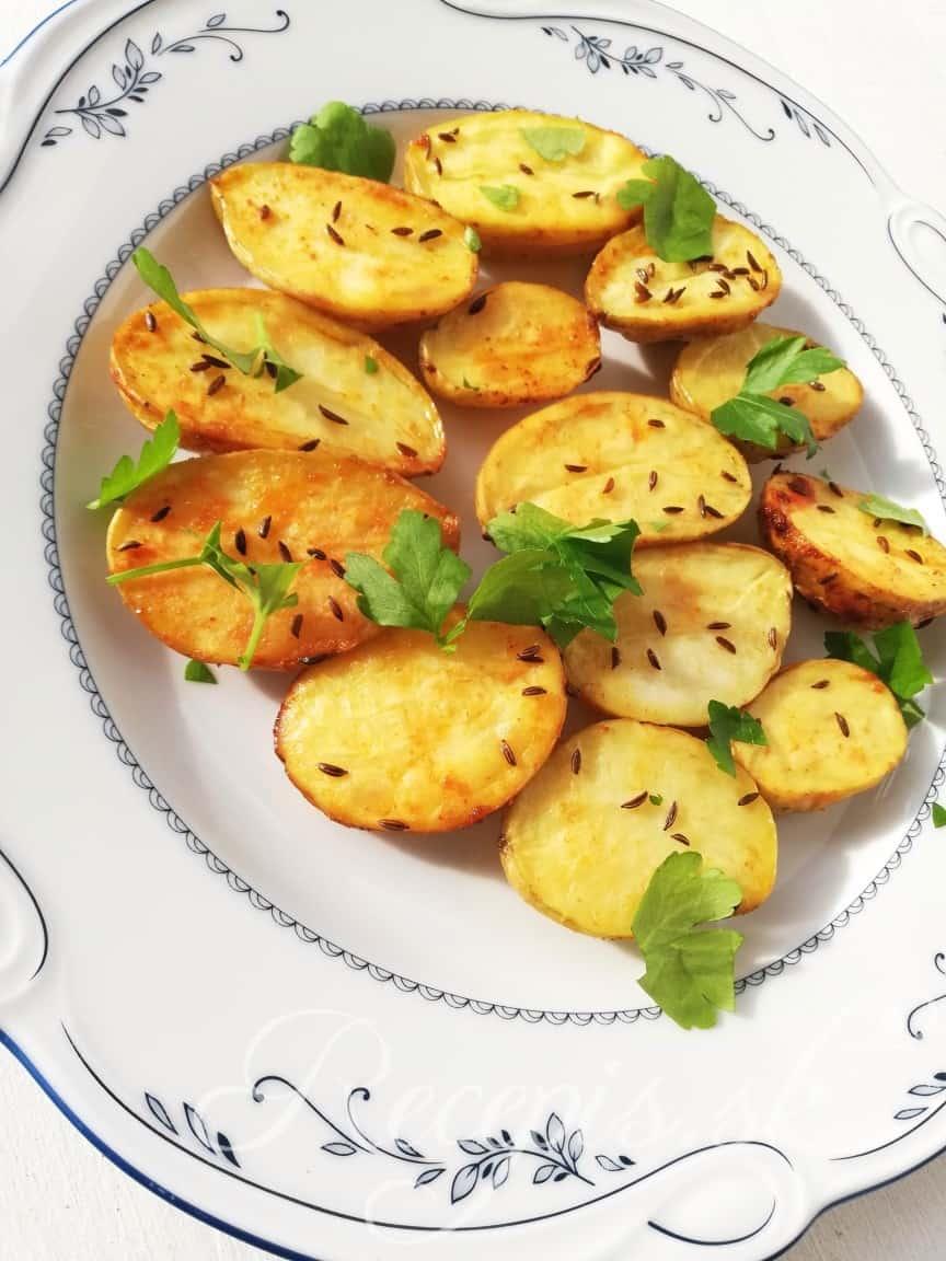 Pečené zemiaky s rascou