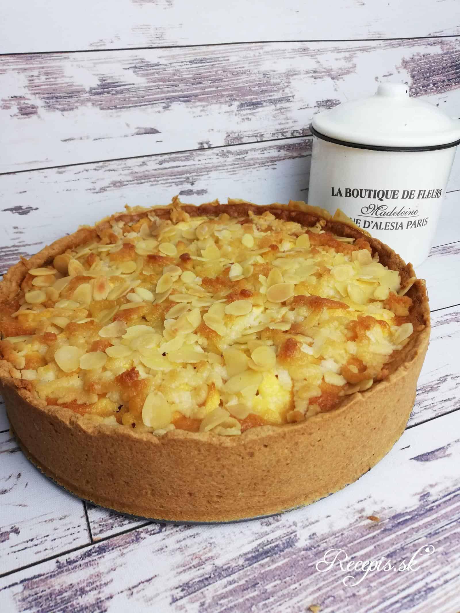 Švábsky jablkový koláč