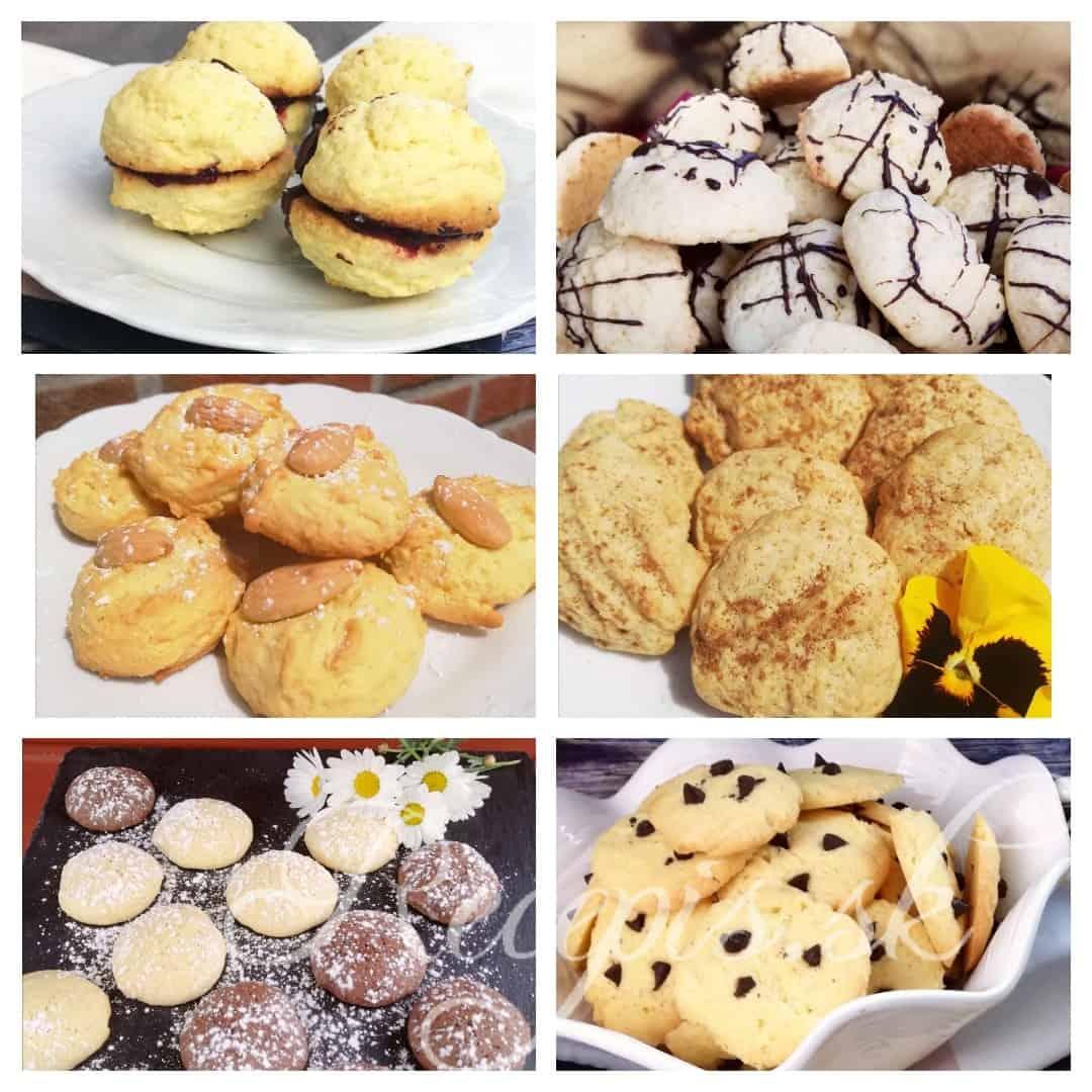 Hrnčekové sušienky – základný recept