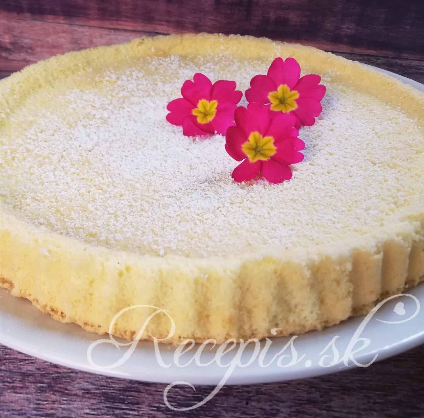 Základná piškóta na ovocný koláč