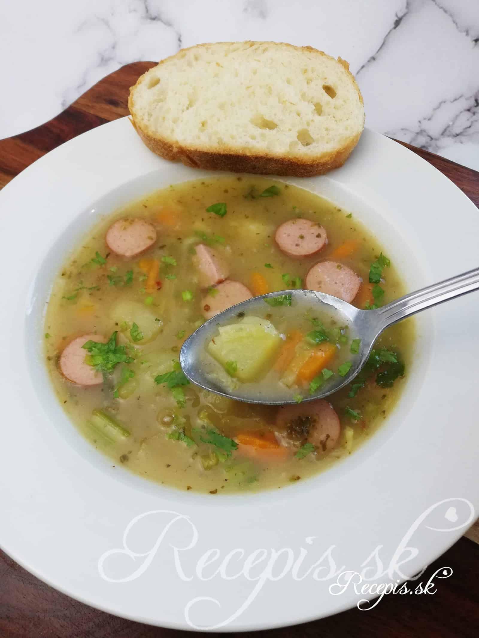 Sýta zemiaková polievka – bramboračka